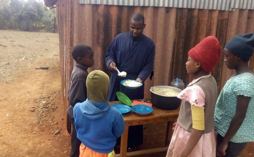 Ευχαριστήρια επιστολή του Πατέρα Μεθοδίου Ντούγκου προς τον Πρόμαχο Ορθοδοξίας- Ας στηρίξουμε όλοι το Πρόγραμμα σίτισης του Πατέρα Μεθοδίου στην Κένυα