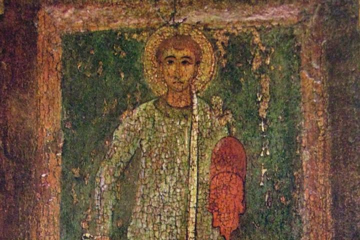 Προσκύνημα στην Ιερά Μονή Αγίου Στεφάνου στα Ιεροσόλυμα