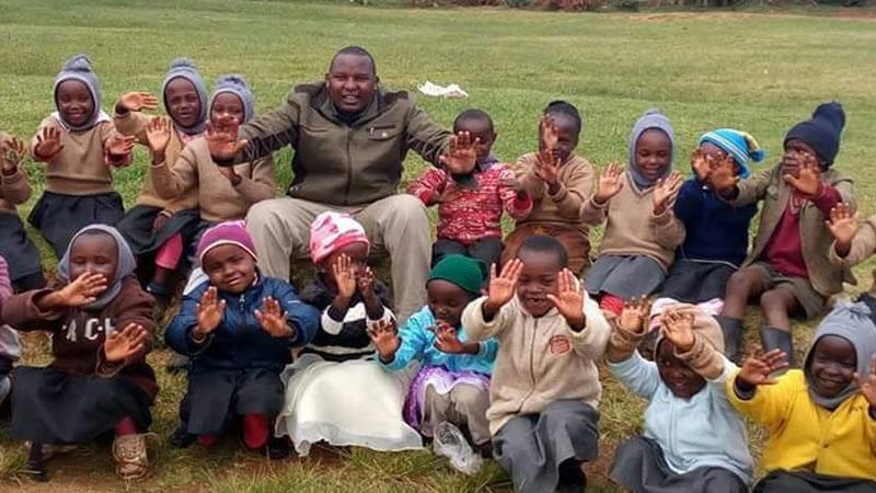 Μήνυμα του Πατέρα Κωνσταντίνου από την Κένυα