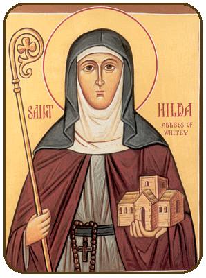 Η Αγία Χίλντα-Ορθόδοξοι Άγιοι της Δύσης
