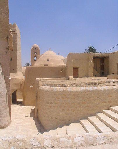 Το σπήλαιο του Αγίου Αντώνιου στην Αίγυπτο