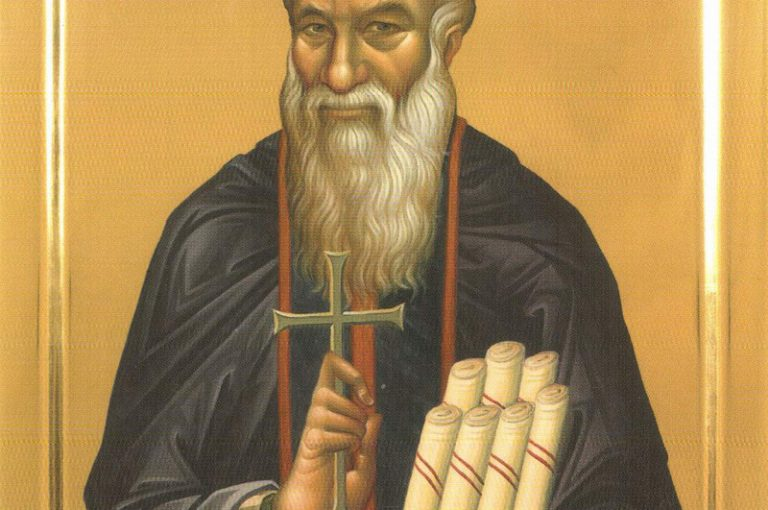 "Father George Calciu- Part of the series of articles entitled "" The Saints you don't know"" by Sofia Kioroglou"