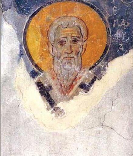 Χριστού Χατζημιχαήλ Δρος Φαρμακευτικής – Θεολόγου Εκκλησιαστικές μορφές των πρώτων χριστιανικών χρόνων στην Κύπρο