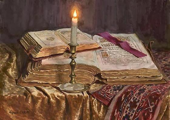 Τι είναι η Παλαιά Διαθήκη ; ( π.Δημητρίου Μπόκου)  Μέρος Α΄