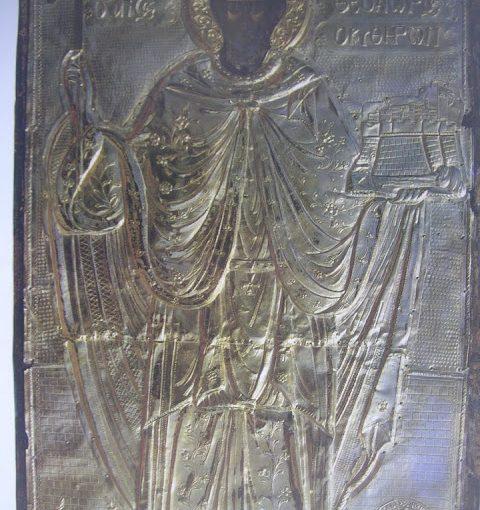 Ο Όσιος Θεόδωρος των Κυθήρων +12 Μαΐου