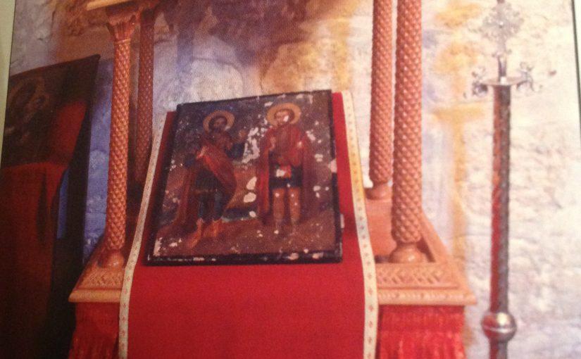 Αφιέρωμα στην Ιερά Μονή Αγίων Θεοδώρων στα Ιεροσόλυμα