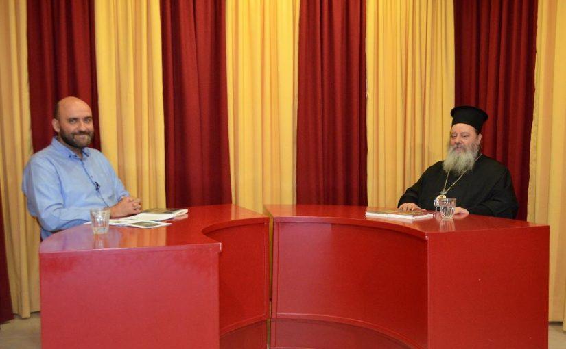ΛΥΧΝΟΣ TV- ΛΥΧΝΟΣΤΑΤΗΣ: ΟΣΙΟΣ ΠΑΪΣΙΟΣ Ο ΑΣΥΡΜΑΤΙΣΤΗΣ ΤΟΥ ΘΕΟΥ- ΚΑΛΕΣΜΕΝΟΣ Ο κ. ΝΩΝΤΑΣ ΣΚΟΠΕΤΕΑΣ
