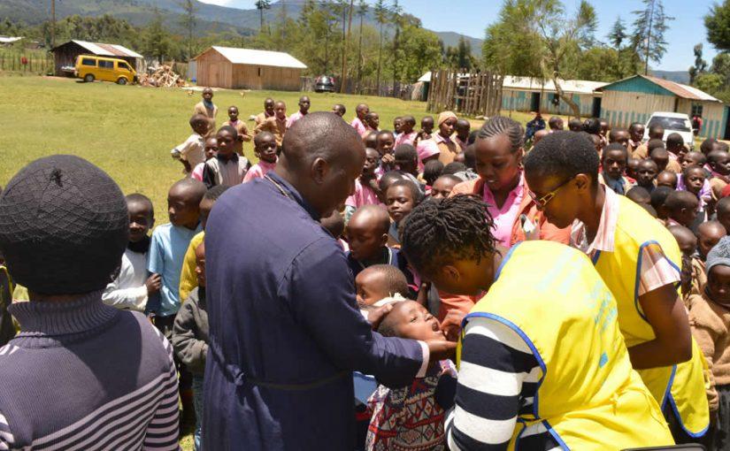Ας βοηθησουμε όλοι την Κένυα