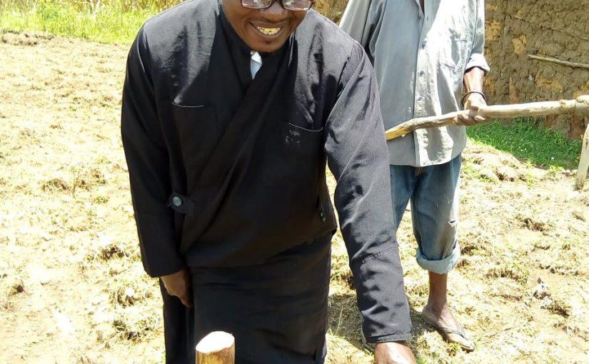 Ιεραποστολικές δράσεις στην Κένυα