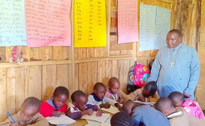"""Ότι καλύτερο για τα παιδιά του Ορφανοτροφείου """"Αγία Ειρήνη"""" στην Κένυα"""