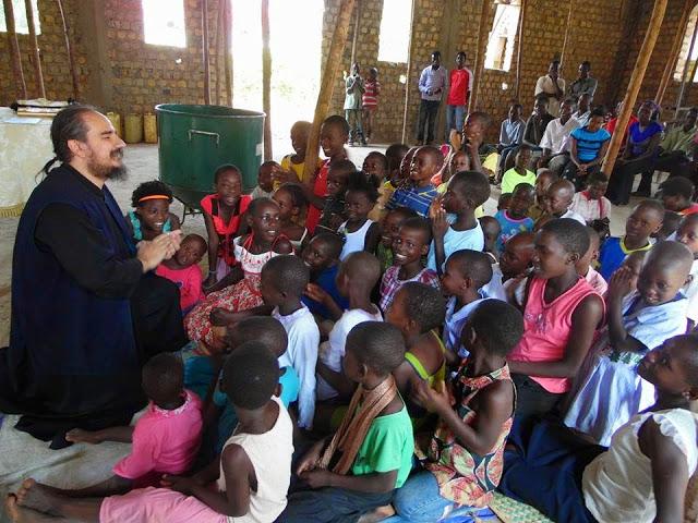 Ουγκάντα , Κριστό Αζούκιτε !