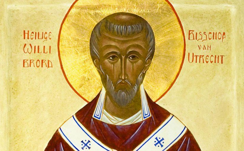 7 Νοεμβρίου μνήμη του Αγίου Βιλλιβρόρδου – Μετάφραση και επιμέλεια άρθρου Σοφία Κιόρογλου