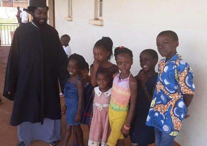 Καλή Σαρακοστή από το Ορφανοτροφείο Αγία Σοφία Ουγκάντας…